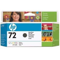 HP 72 - 130 ml Matte Black mustepatruuna