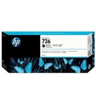 HP 72 - 300 ml Matte Black mustepatruuna