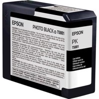 Epson Photo Black 80 ml mustepatruuna T5801 - Epson Pro 3800 ja 3880