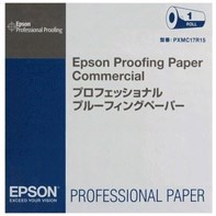 "Epson Proofing Commercial 250 g/m2 - 13"" x 30,5 m"