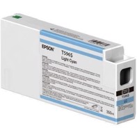 Epson T5965 Light Cyan - 350 ml mustepatruuna