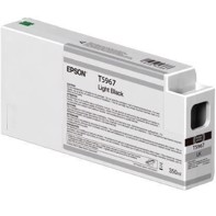 Epson T5967 Light Black - 350 ml mustepatruuna