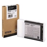 Epson Photo Black T6031 - 220 ml mustepatruuna