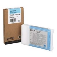Epson Light Cyan T6035 - 220 ml mustepatruuna