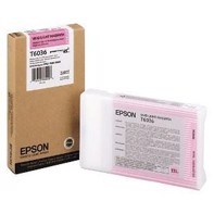 Epson Vivid Light Magenta T6036 - 220 ml mustepatruuna