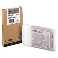 Epson Light Black T6037 - 220 ml mustepatruuna