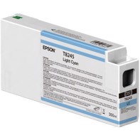 Epson Light Cyan T8245 - 350 ml mustepatruuna
