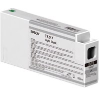 Epson Light Black T8247 - 350 ml mustepatruuna