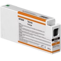 Epson Orange T824A - 350 ml mustepatruuna