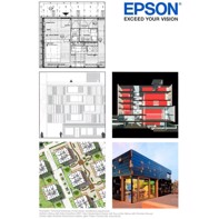 Epson Presentation Paper HiRes 120 - 610 mm x 30 m
