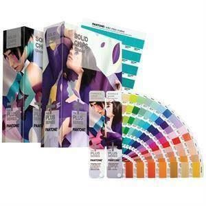 Pantone Solid Color Set (Formula Guide + Solid Chips) - GP1608N