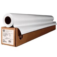 HP Bright White Inkjet Paper 90 g/m² - A1 rulla (594 mm) x 45.7 m