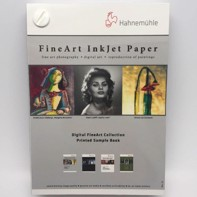 Hahnemühle FineArt Printed Sample Book - A6 formaatti