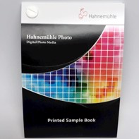 Hahnemühle Foto Printed Sample Book - A6 formaatti