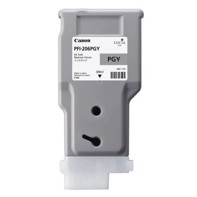 Canon Photo Grey PFI-206PGY - 300 ml mustepatruuna