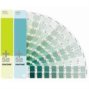 Pantone CMYK, Coated & Uncoated - GP5101