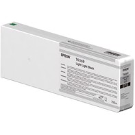 Epson T6369 Light Light Black - 700 ml mustepatruuna
