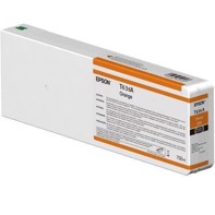 Epson T636A Orange - 700 ml mustepatruuna