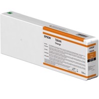 Epson Orange T804A - 700 ml mustepatruuna