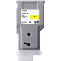Canon Yellow PFI-320 Y – mustepatruuna 300 ml