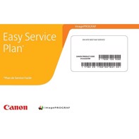 "Canon Easy Service Plan on 3 vuoden - IMAGEPROGRAF 17"" tulostimelle."