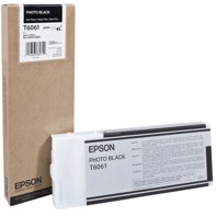 Epson Photo Black 220 ml mustepatruuna T6061 - Epson Pro 4800/4880