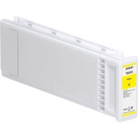 Epson Yellow T8004 - 700 ml mustepatruuna