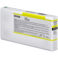 Epson Yellow T9134 - 200 ml mustepatruuna