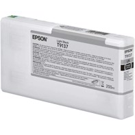 Epson Light Black T9137 - 200 ml mustepatruuna
