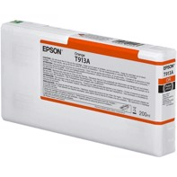 Epson Orange T913A - 200 ml mustepatruuna
