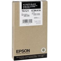 Epson Photo Black Edition T6121 220 ml